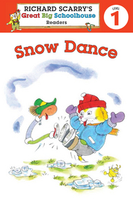 Richard Scarry's Readers (Level 1): Snow Dance