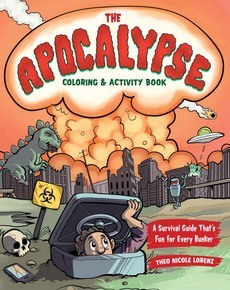 The Apocalypse Coloring & Activity Book