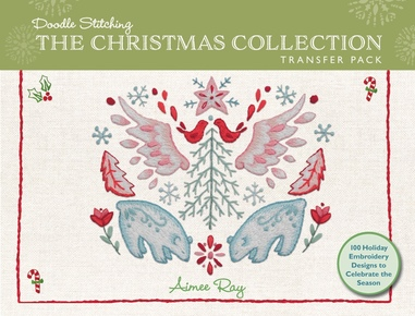 Doodle Stitching: The Christmas Collection Transfer Pack
