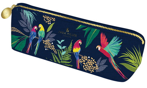 Sara Miller Pencil Case (Parrot)