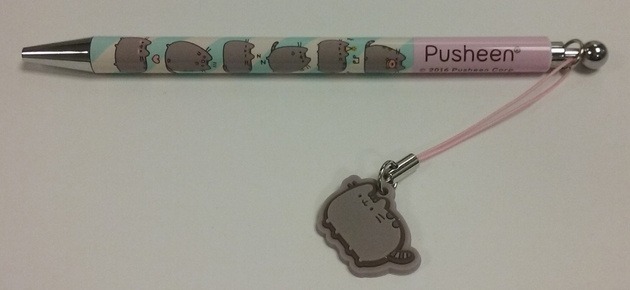 Pusheen® Pencil & Dangler