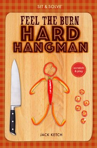 Sit & Solve® Feel the Burn Hard Hangman