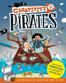 Creativity on the Go: Pirates