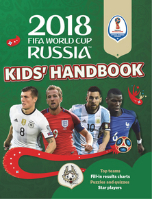 2018 FIFA World Cup Russia™ Kids' Handbook