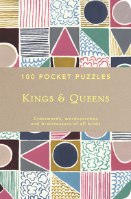 100 Pocket Puzzles: Kings & Queens