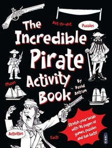The Incredible Pirate Activity Book™