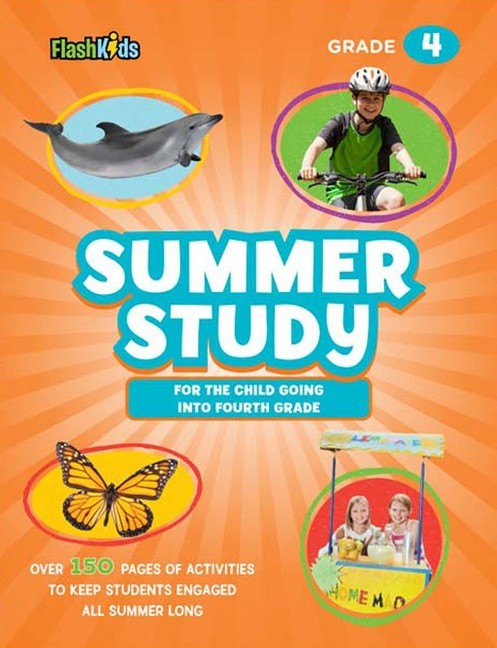 Summer Study: For the Child Going into Fourth Grade
