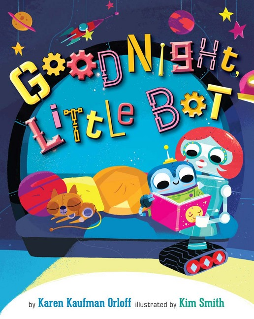 Goodnight, Little Bot