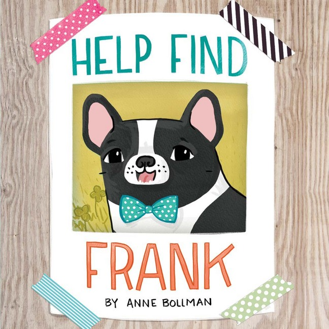 Help Find Frank