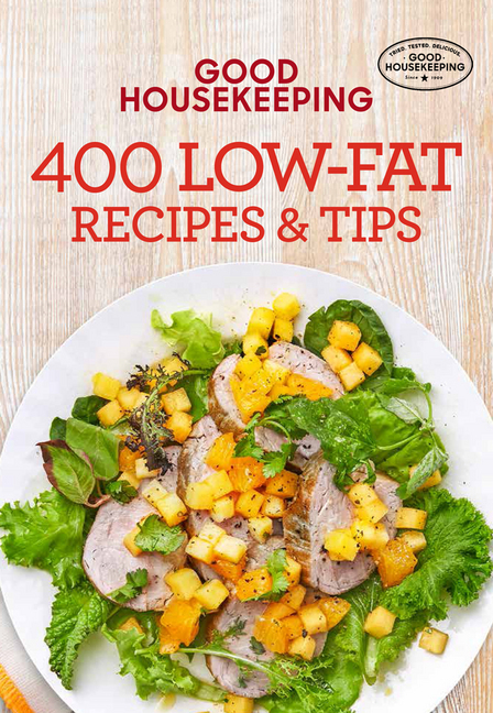 Good Housekeeping 400 Low-Fat Recipes & Tips
